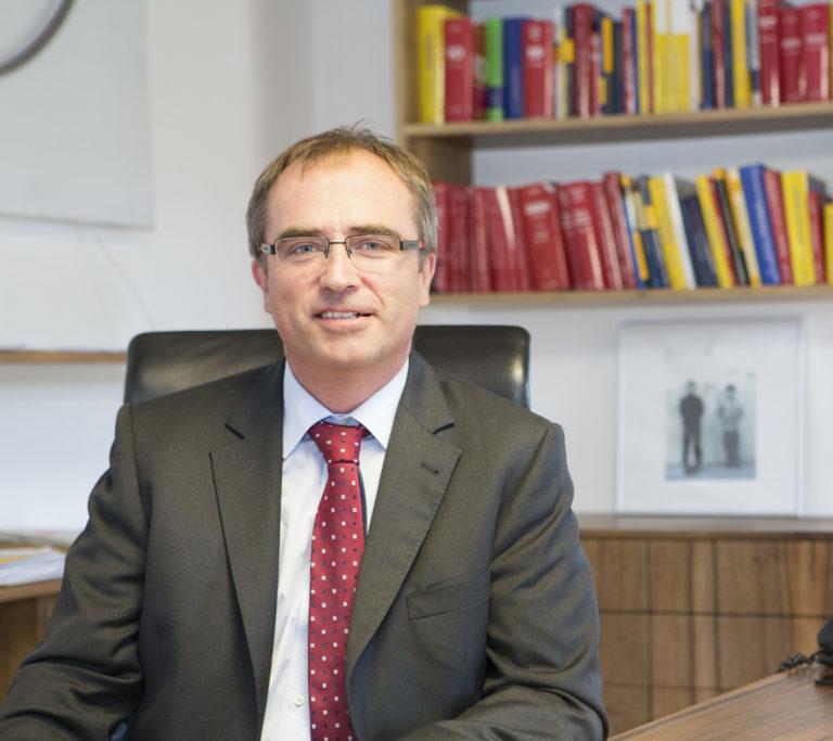Rechtsanwalt Mag. Hans Georg Popp